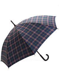 Brooks Brothers - Bb#1 Tartan Stick Umbrella - Lyst