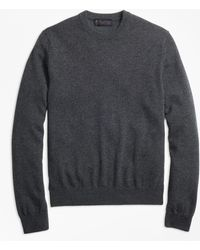 Brooks Brothers - Two-ply Cashmere Crewneck Sweater - Lyst