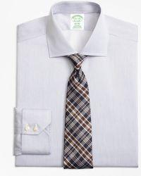 Brooks Brothers - Non-iron Madison Fit Narrow Stripe Dress Shirt - Lyst