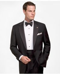 Brooks Brothers - Wool Tuxedo Jacket - Lyst