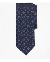 Brooks Brothers - Tossed Square Medallion Tie - Lyst