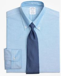 Brooks Brothers - Original Polo® Button-down Oxford Regent Fitted Dress Shirt - Lyst