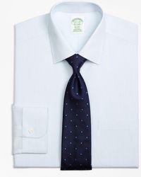 Brooks Brothers - Non-iron Milano Fit Mini Pinstripe Dress Shirt - Lyst