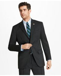 Brooks Brothers - Madison Fit Three-button 1818 Suit - Lyst