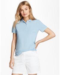 Brooks Brothers - Garment-dyed Pique Polo - Lyst