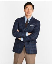 Brooks Brothers - Regent Fit Donegal With Windowpane Sport Coat - Lyst