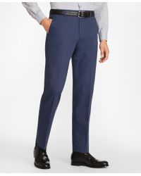 Brooks Brothers - Clark Fit Stripe Stretch Advantage Chinos® - Lyst