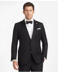 Brooks Brothers | Fitzgerald Fit Golden Fleece® One-button Notch Tuxedo | Lyst