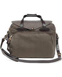 Brooks Brothers - Filson® Twill Padded Computer Bag - Lyst
