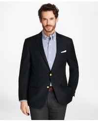 Brooks Brothers - Country Club Regent Fit Saxxontm Wool Two-button Blazer - Lyst