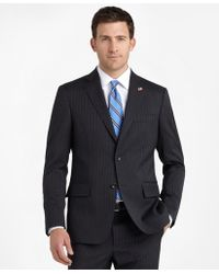 Brooks Brothers - Regent Fit Stripe 1818 Suit - Lyst