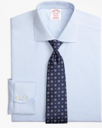 Brooks Brothers - Madison Classic-fit Dress Shirt, Non-iron Textured Solid - Lyst