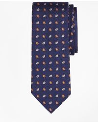 Brooks Brothers - Parquet Tossed Pine Tie - Lyst