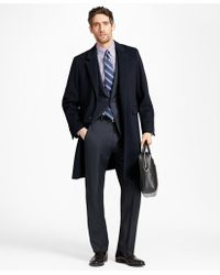 Brooks Brothers - Brooksstorm® Long Town Coat - Lyst