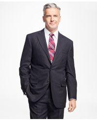 Brooks Brothers - Golden Fleece® Madison Fit Alternating Stripe Suit - Lyst