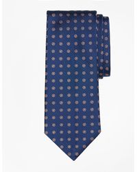 Brooks Brothers | Framed Polka Dot Tie | Lyst