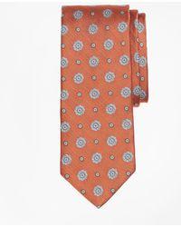 Brooks Brothers - Spaced Medallion Tie - Lyst