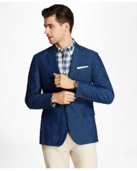Brooks Brothers - Two-button Linen Sport Coat - Lyst