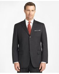 Brooks Brothers | Madison Fit Three-button 1818 Suit | Lyst