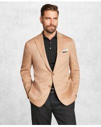 Brooks Brothers - Golden Fleece® Camel Hair Sport Coat - Lyst
