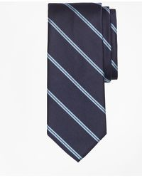 Brooks Brothers | Double Stripe Tie | Lyst