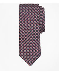 Brooks Brothers - Framed Medallion Tie - Lyst