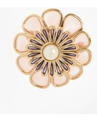 Brooks Brothers - Floral Brooch - Lyst