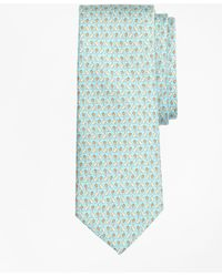 Brooks Brothers - Kangaroo Print Tie - Lyst