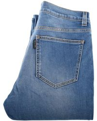 Love Moschino - Blue Milano Tape Jeans - Lyst