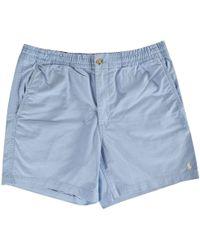 Polo Ralph Lauren - Blue Prepster Shorts - Lyst