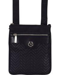 Versace Jeans - Logo Print Messenger Bag - Lyst 9f72f55bf5a40