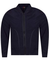 PS by Paul Smith - Navy Bomber Jacket - Lyst