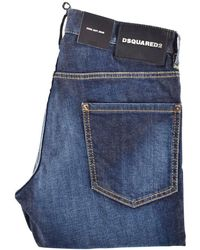 DSquared² - Dark Wash Cool Guy Jeans - Lyst