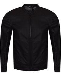 Belstaff - Black Gransdale Blouson Jacket - Lyst