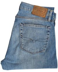 Polo Ralph Lauren - Sullivan Slim Washed Jeans - Lyst