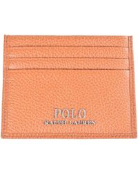 2b435e2c5d93 Lyst - Polo Ralph Lauren Tartan Canvas Shaving Kit in Blue for Men