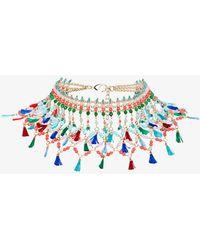 Rosantica - Allegria Beaded Necklace - Lyst