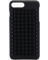 Christian Louboutin - Loubiphone Leather Iphone 7 Case - Lyst
