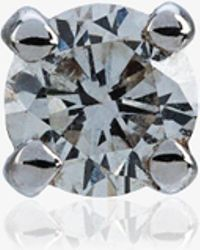 Yvonne Léon - Puce Diamond Earring - Lyst