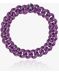 SHAY - Essential Gemstone Link Bracelet - Lyst