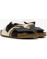 4757889df77c Lyst - Rick Owens X Adidas Men s Velcro Strap Ro Clog Sandals In ...
