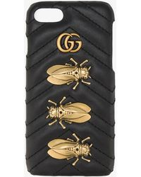 Gucci - Animal Studs Iphone 6/7 Case - Lyst