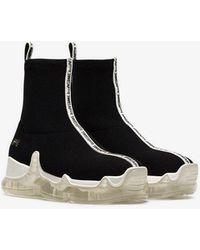 585b83898934 Swear - Black Air Rev Trigger High Top Sneakers - Lyst
