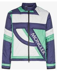 661d0c40e X Craig Green Traction Quilted Jacket