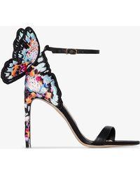 Sophia Webster - Chiara 100mm Butterfly Sandals - Lyst
