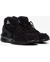 Nike - X Comme Des Garcons Black Acg Mowab Sneakers - Lyst