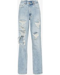 Ksubi - Super Freak Distressed Jeans - Lyst