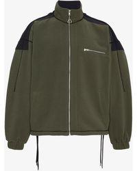 Y. Project - Double Shoulder Fleece Jacket - Lyst