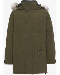 Canada Goose - Emory Parka Coat - Lyst