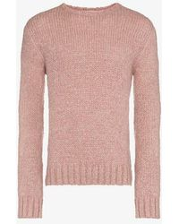 Our Legacy - Knitted Jumper - Lyst